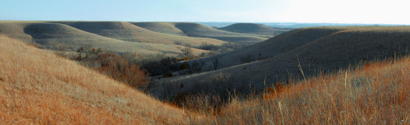The Flint Hills - Kansas