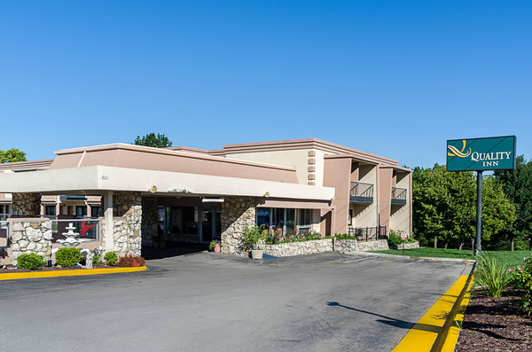 Quality Inn Lawrence - University Area